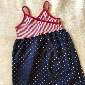 Old Navy Super Cute 4th of July Dress 3t